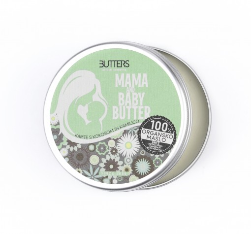 Maslo MAMA&BABY kamilica
