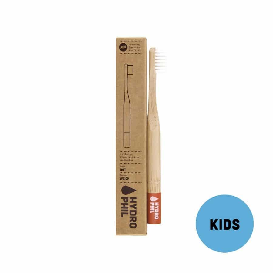 Otroška zobna ščetka mehka – Hydrophil