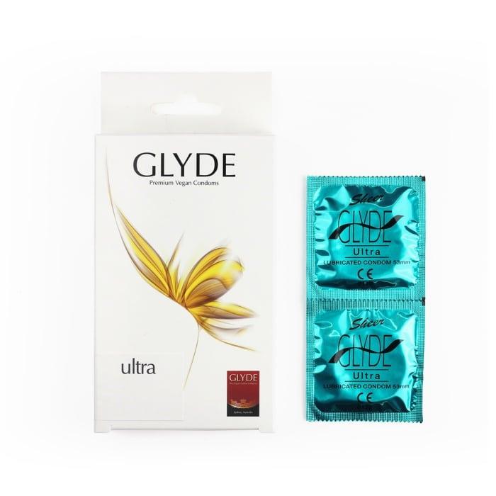 Veganski kondomi Glyde – Fairtrade