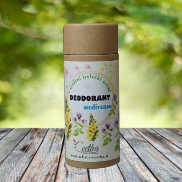 CVETKA Deodorant Mediteran